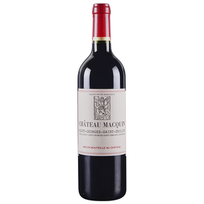 Chateau Macquin Saint Georges Saint Emilion 750 ml