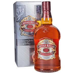 Chivas Regal 12 Year Blended Scotch 1.75 l