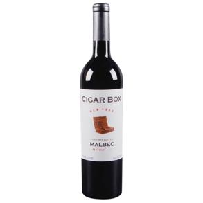 Cigar Box Malbec 750 ml