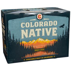 Colorado Native Amber Lager 12pk 12 oz Cans