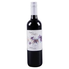 Two Vines Merlot 750 ml