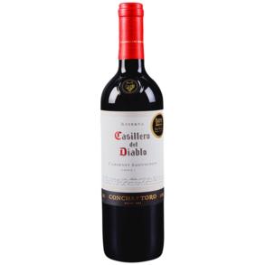 Concha Y Toro Cabernet Sauvignon Casillero Del Diablo 750 ml
