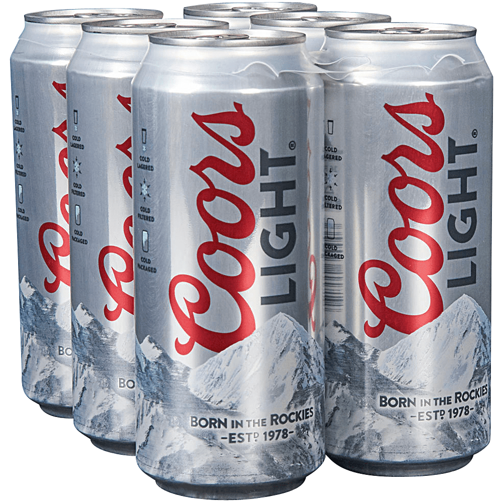 applejack coors light 6pk 16 oz cans