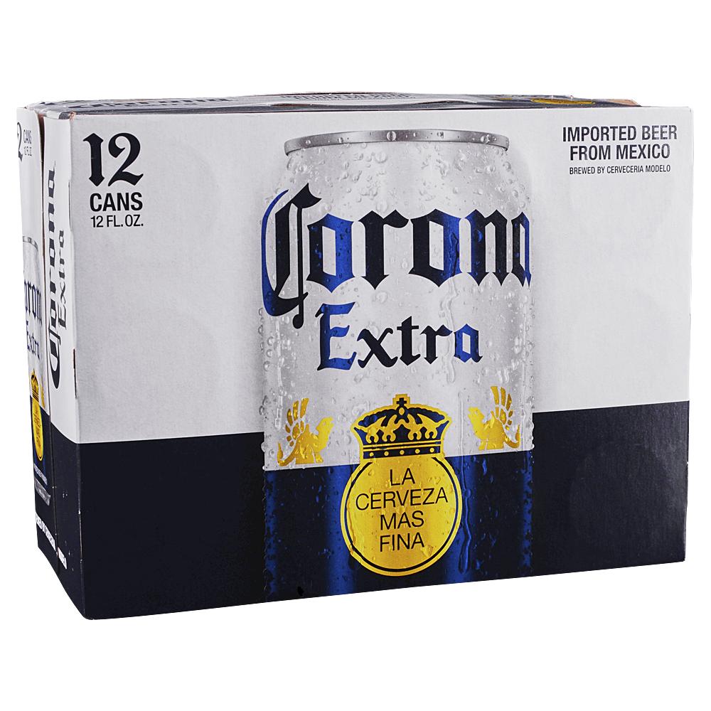 Corona Extra 12pk 12 oz Cans
