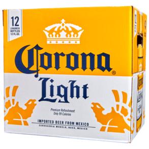 Corona Light 12pk 12 oz Bottles