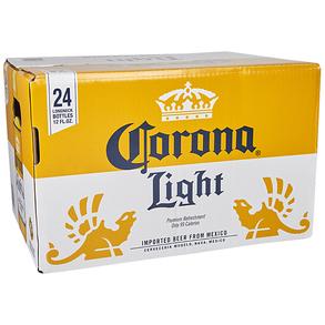 Corona Light Loose 24pk 12 oz Bottles