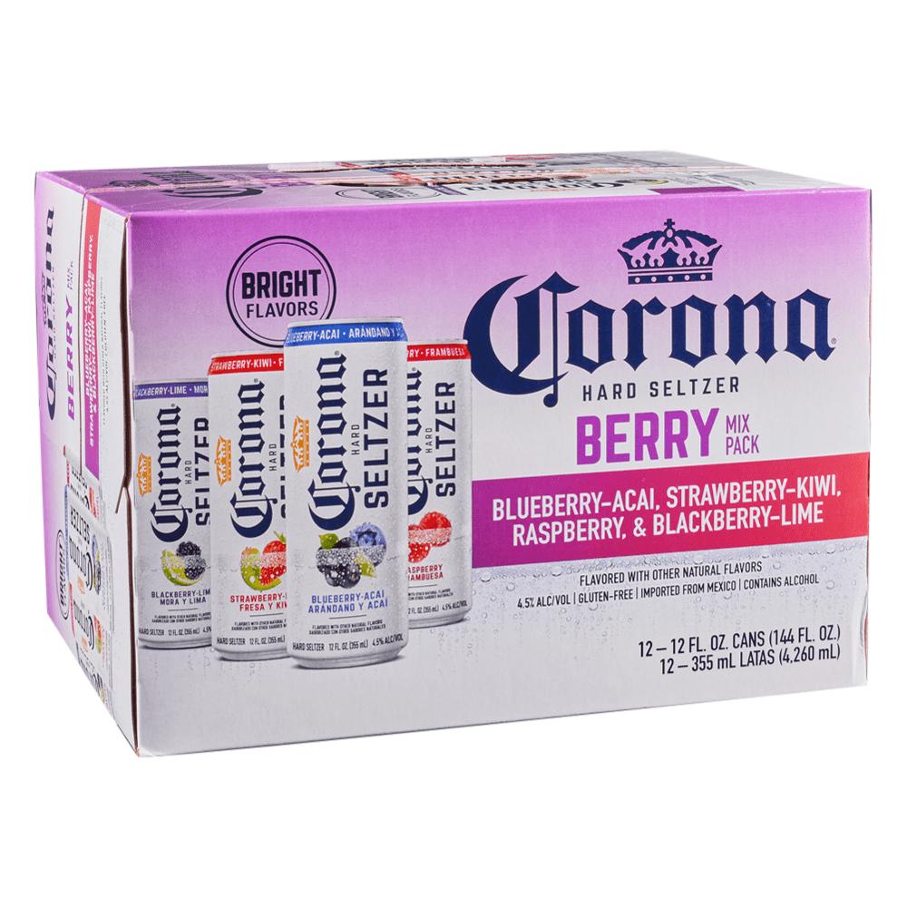 Corona Seltzer Variety Pack 12pk 12 oz Cans