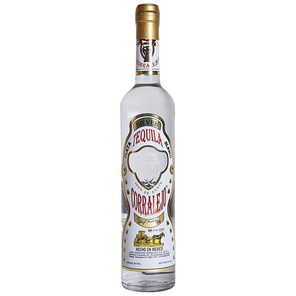 Applejack Corralejo Silver Tequila