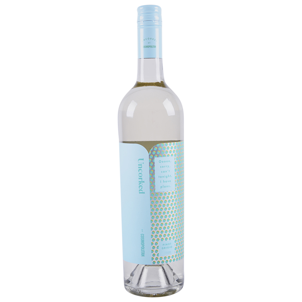 Uncorked by Cosmo Pinot Grigio 750 ml