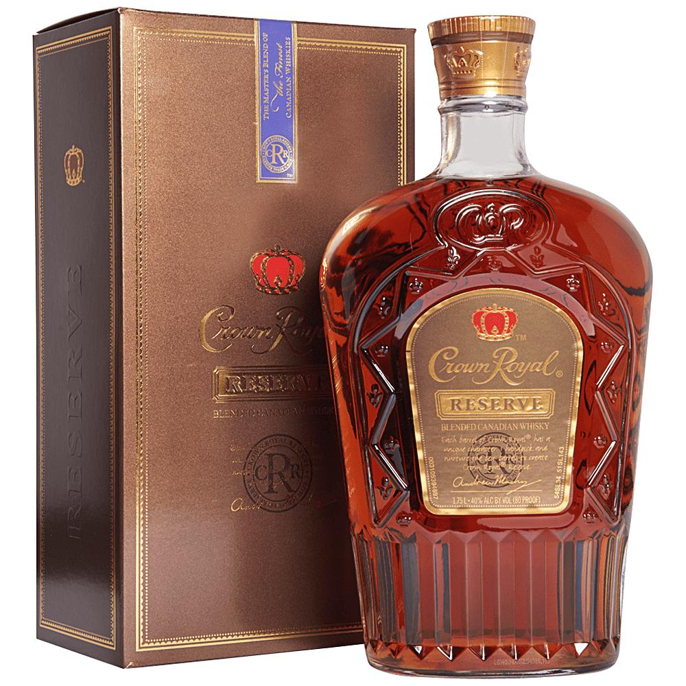Applejack Crown Royal Reserve Blended Canadian Whiskey