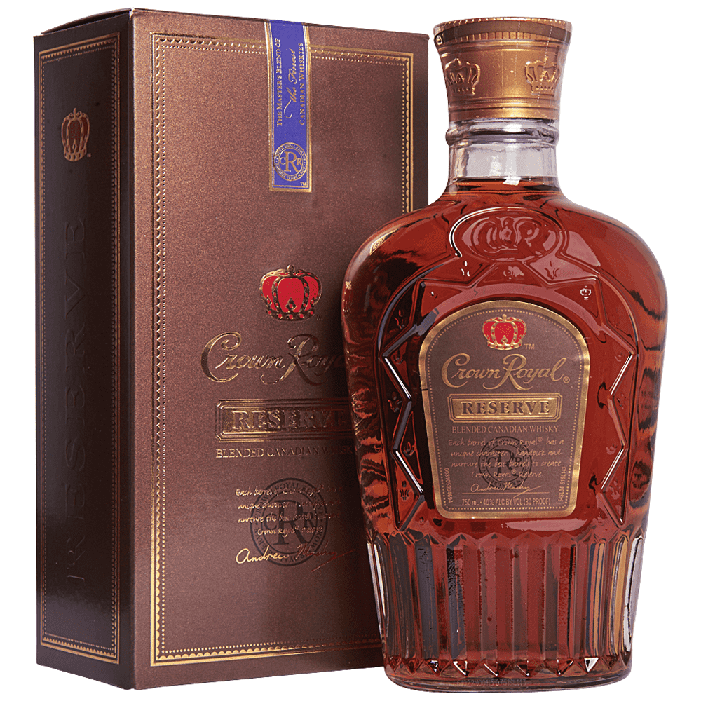 Applejack Crown Royal Reserve Blended Canadian Whiskey