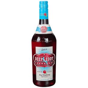 Deep Eddy Cranberry Vodka 750 Ml