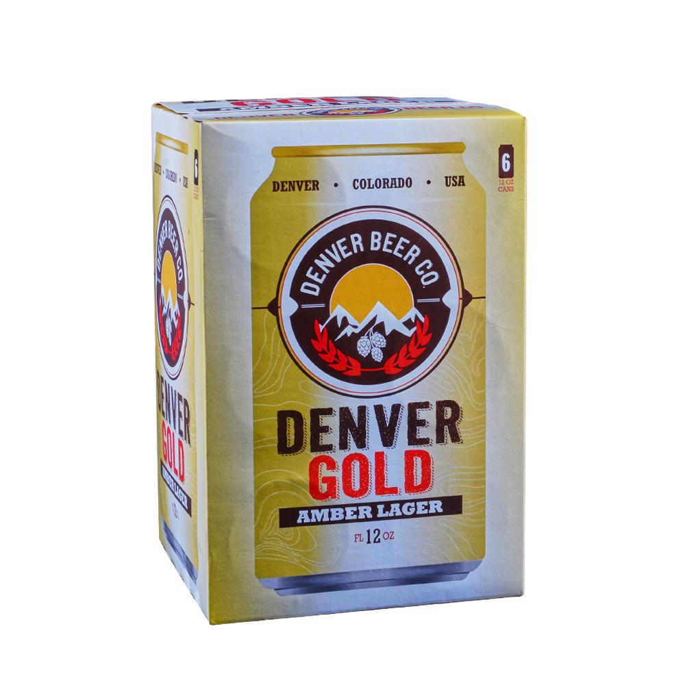 Denver Beer Company Pretzel Assasin 6pk 12 Oz Cans