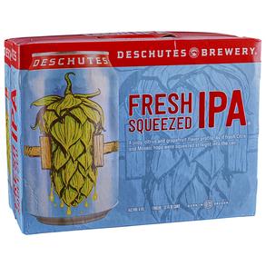 Deschutes Fresh Squeezed IPA 12pk 12 oz Cans