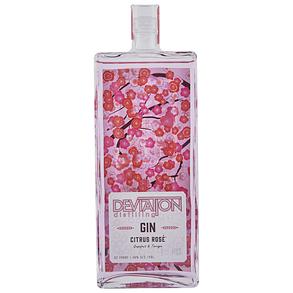 Deviation Citrus Rose Gin 750 ml