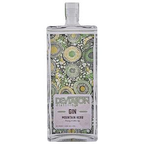Deviation Mountain Herb Gin 750 ml