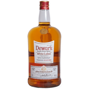 Dewar's White Label Scotch 1.75 l