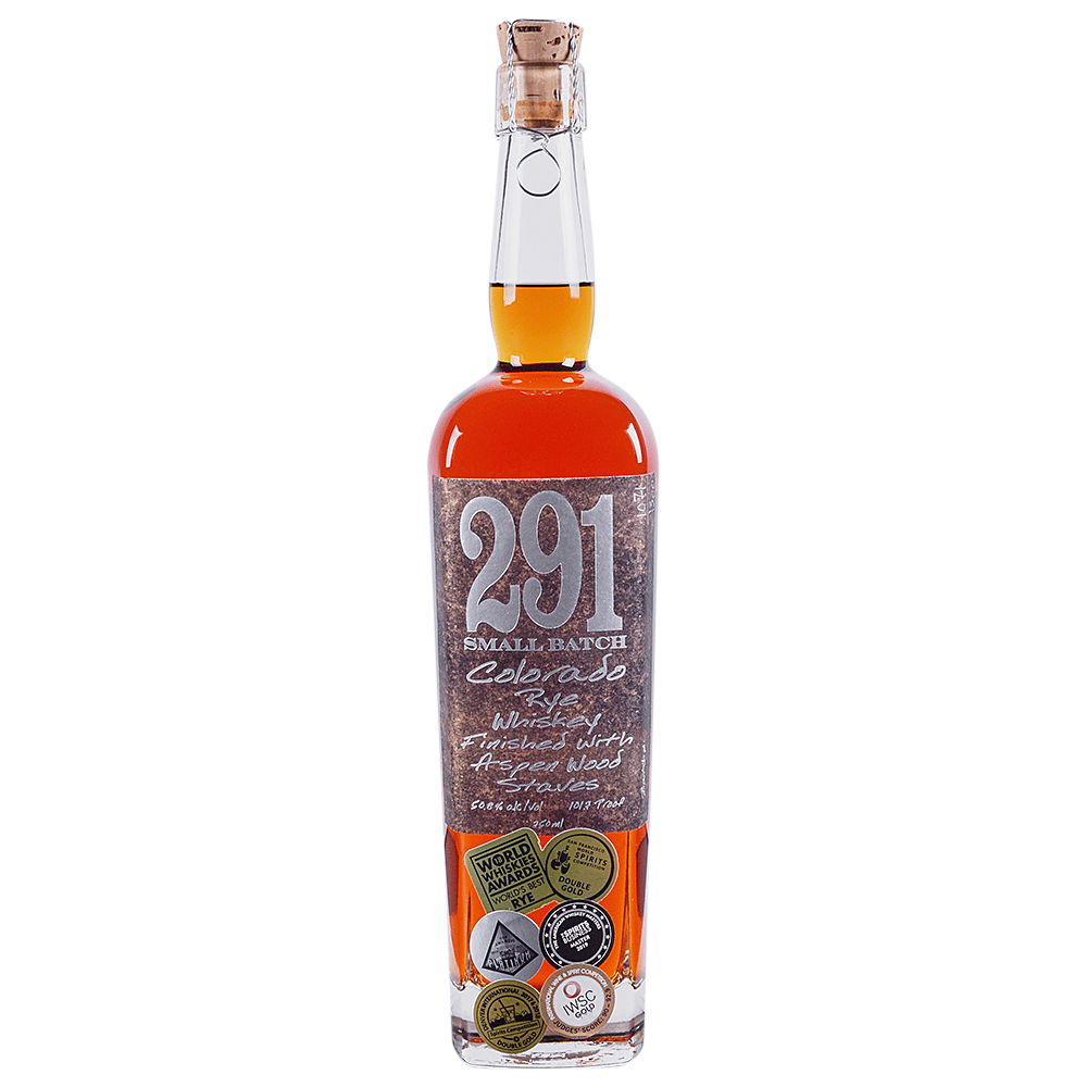 Distillery 291 Colorado Rye Whiskey 750 ml