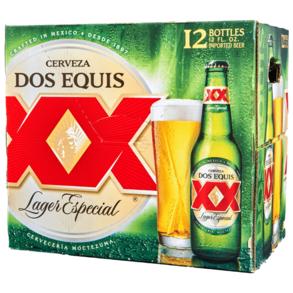 Dos Equis XX Lager 12pk 12 oz Btls