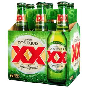 Dos Equis XX Lager 6pk 12 oz Btls