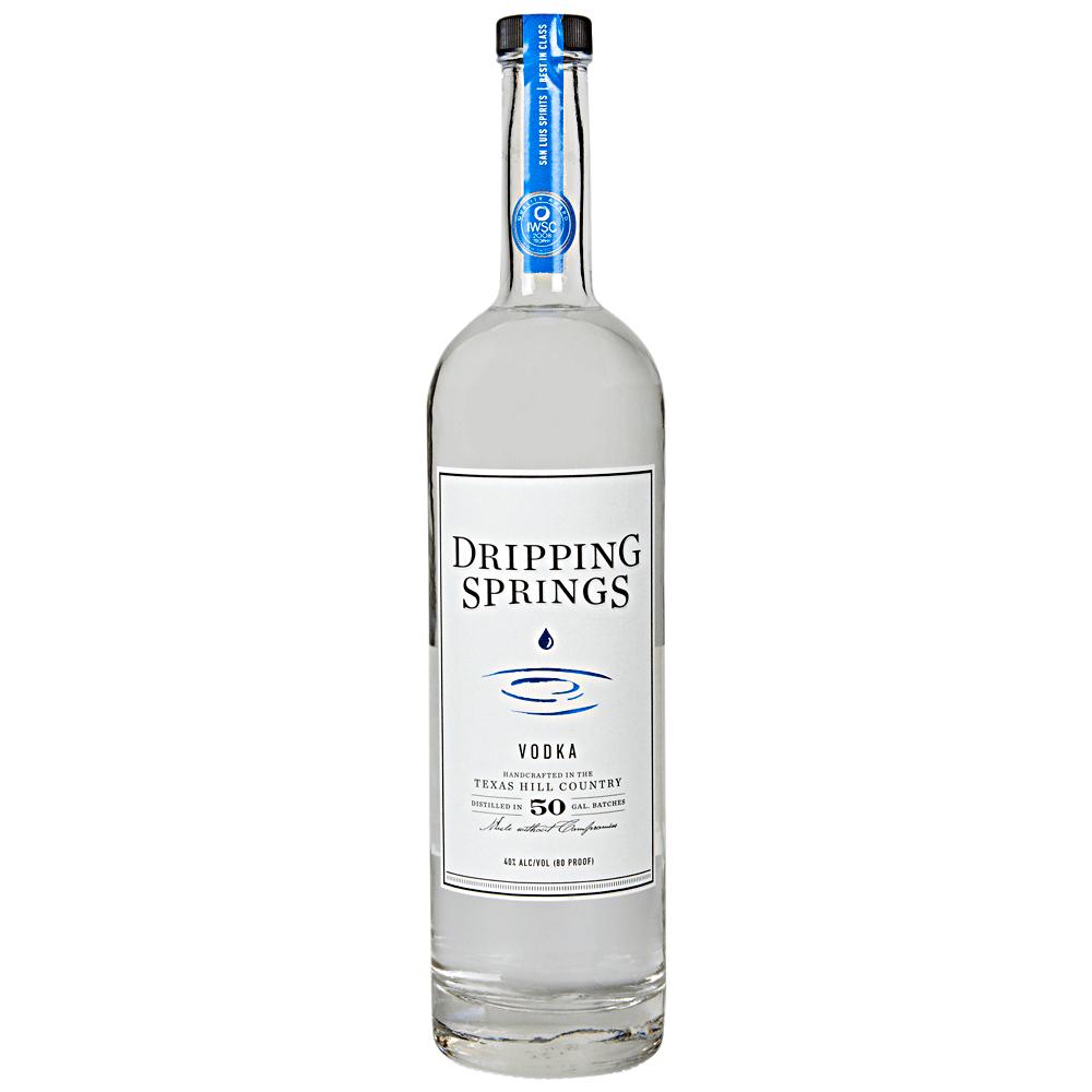 Applejack - Dripping Springs Vodka