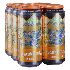Eddyline Crankyanker IPA 6pk 16 oz Cans