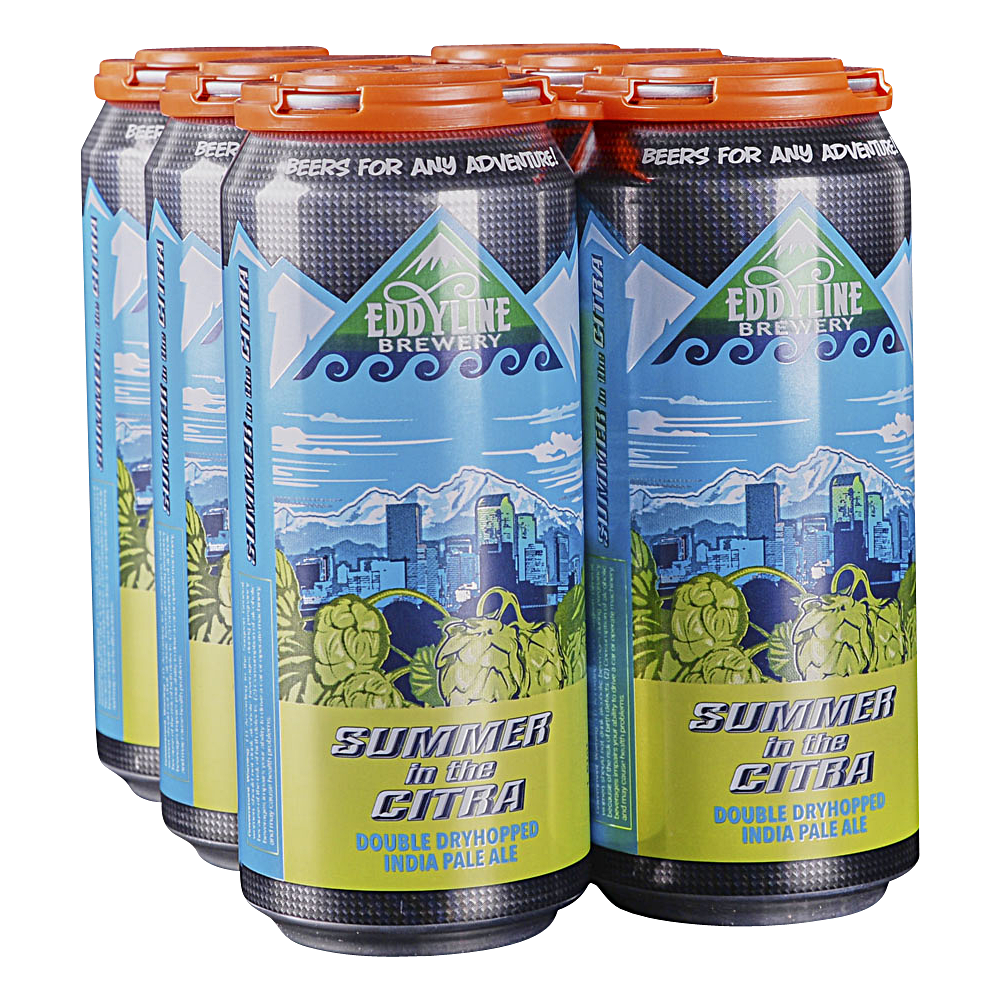 Eddyline Summer in the Citra 6pk 16 oz Cans