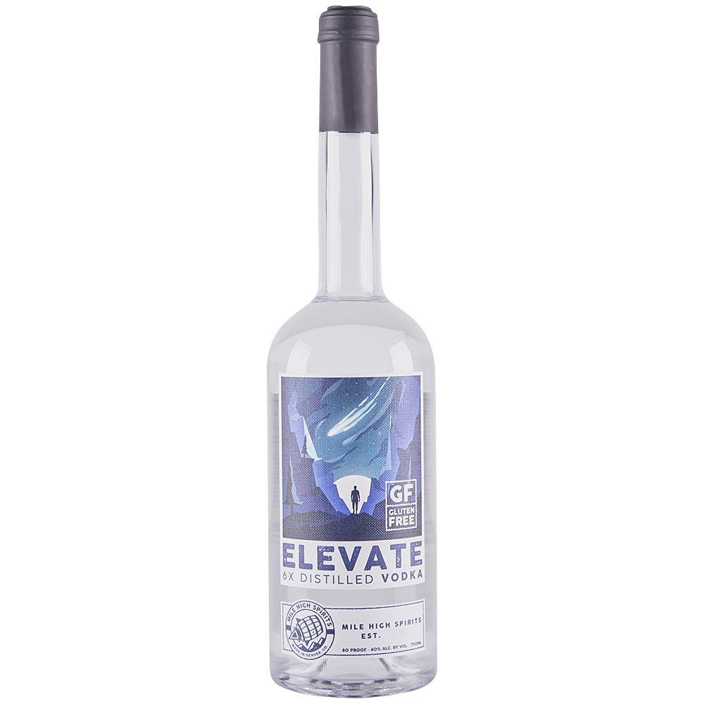 Elevate Vodka 750 ml