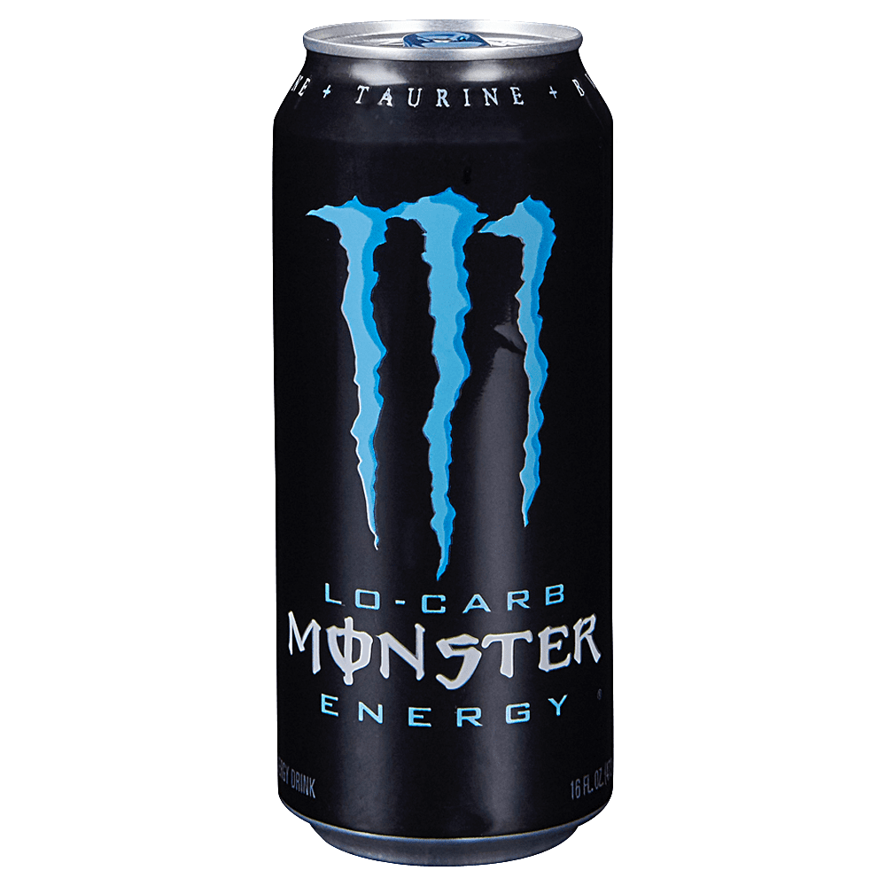 Applejack Monster Low Carb Energy Drink