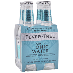 Fever Tree Citrus 4pk