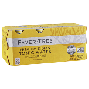 Fever Tree Indian Tonic 8pk 5 oz Cans