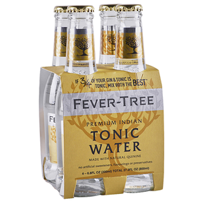 Fever Tree Indian Tonic Water 4 pk