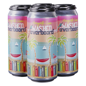 Fiction Washed Overboard Gose 4pk 16 oz Cans