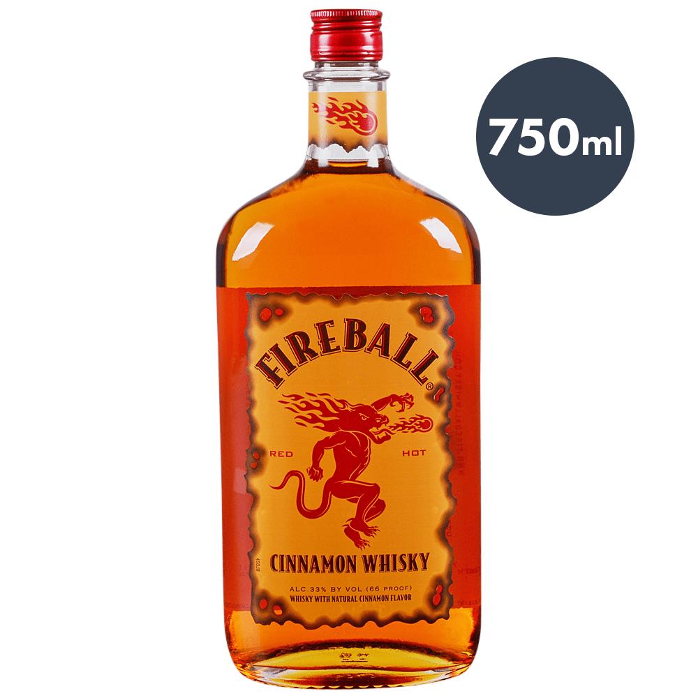 Fireball Cinnamon Whiskey Recipes