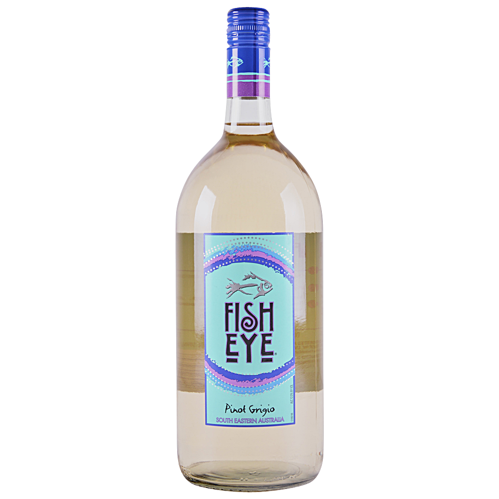 Applejack Fish Eye Pinot Grigio 1 5 L
