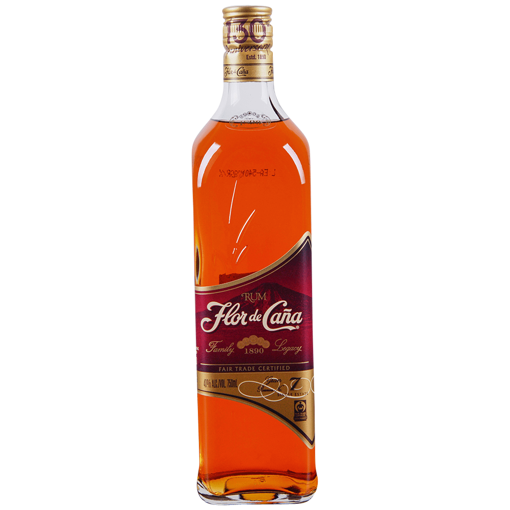 Flor de Cana Gran Reserva 7 Year Rum 750 ml