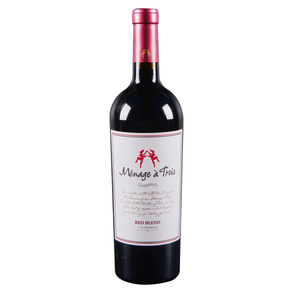 Menage A Trois Red Wine 750 ml