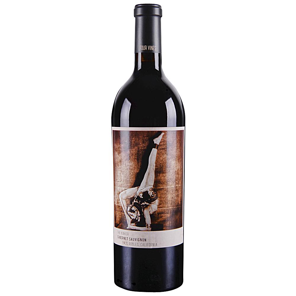 Four Vines Cabernet Sauvignon The Kinker 750 ml