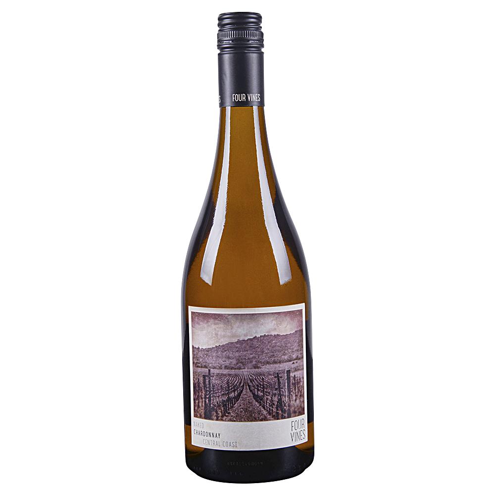 Applejack - Four Vines Chardonnay Naked 750 Ml-4445