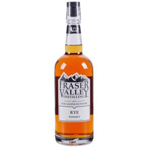 Fraser Valley Rye Whiskey 750 ml