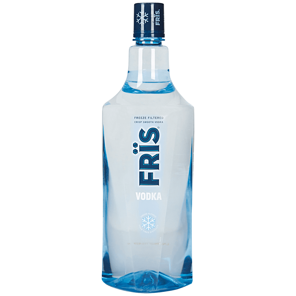 Belgium Food Recipes Fris Vodka 1.75 l