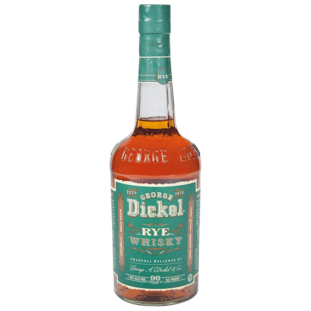 George Dickel Rye Whisky 750 ml