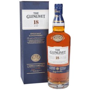 Glenlivet 18 Year Scotch 750 ml