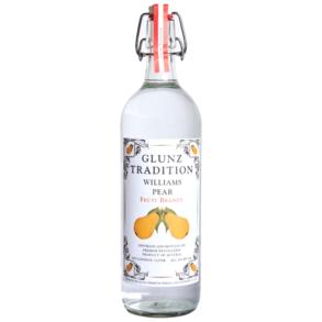Glunz Tradition Williams Pear Brandy 1 0 l