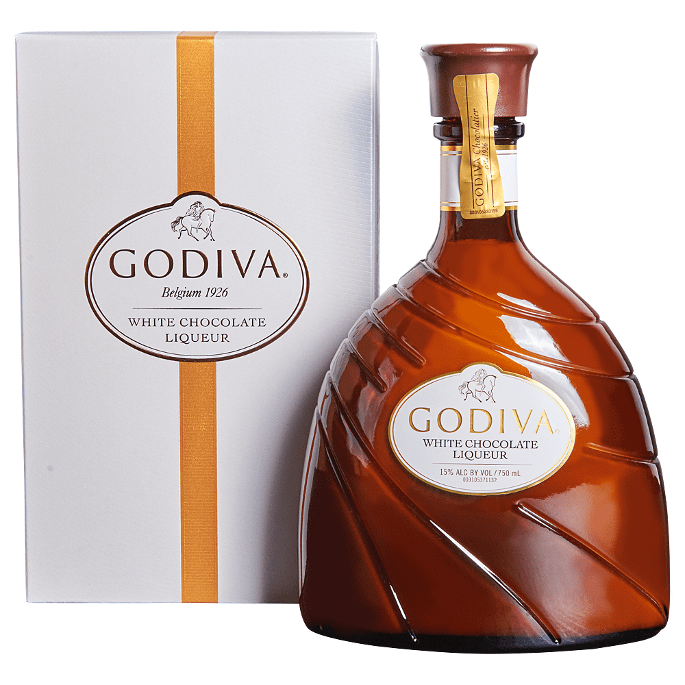 Godiva White Chocolate Liqueur Banana Cake