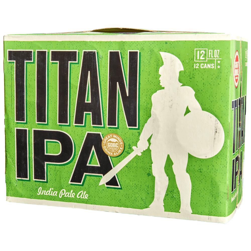 Great Divide Titan IPA 12pk 12 oz Cans