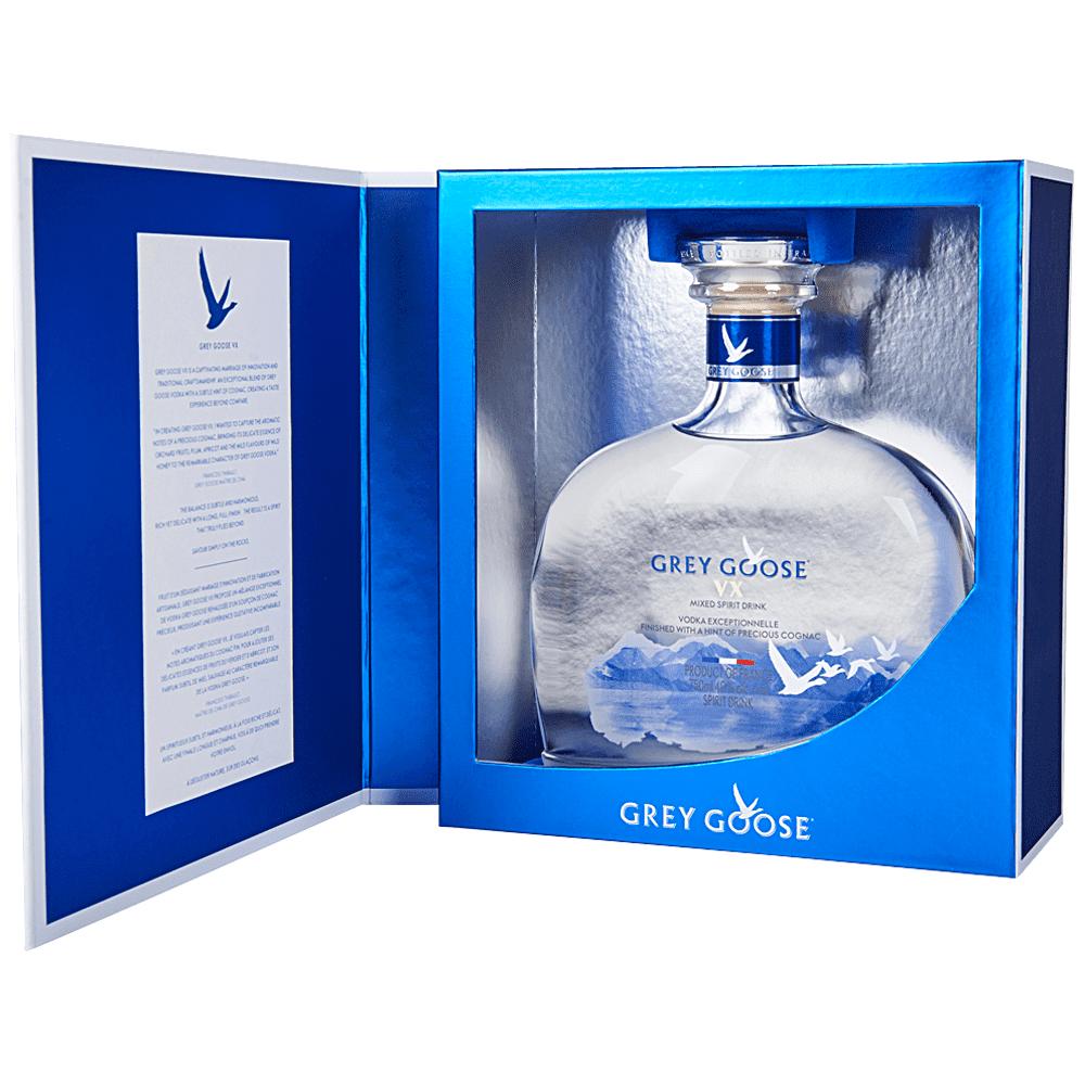 applejack grey goose vx vodka 750 ml
