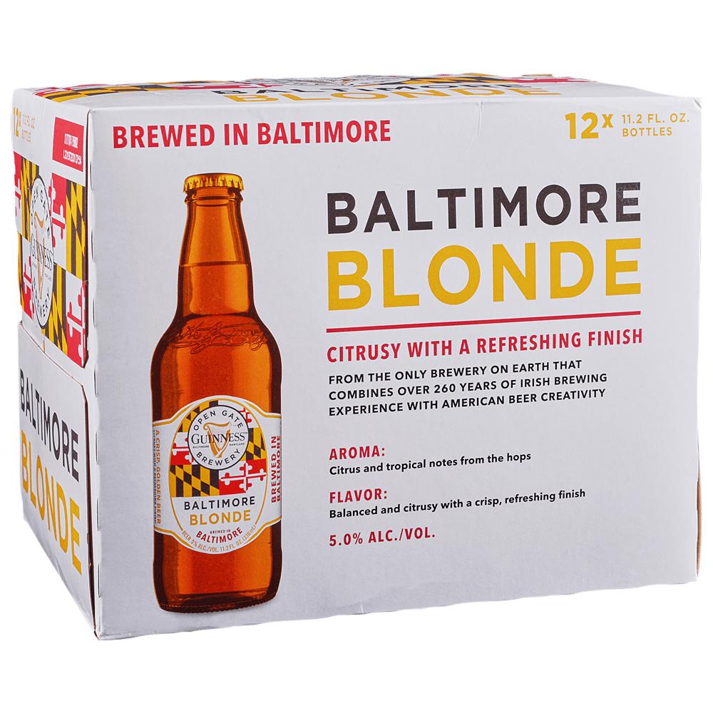 Guinness Blonde 12pk 12 oz Btls