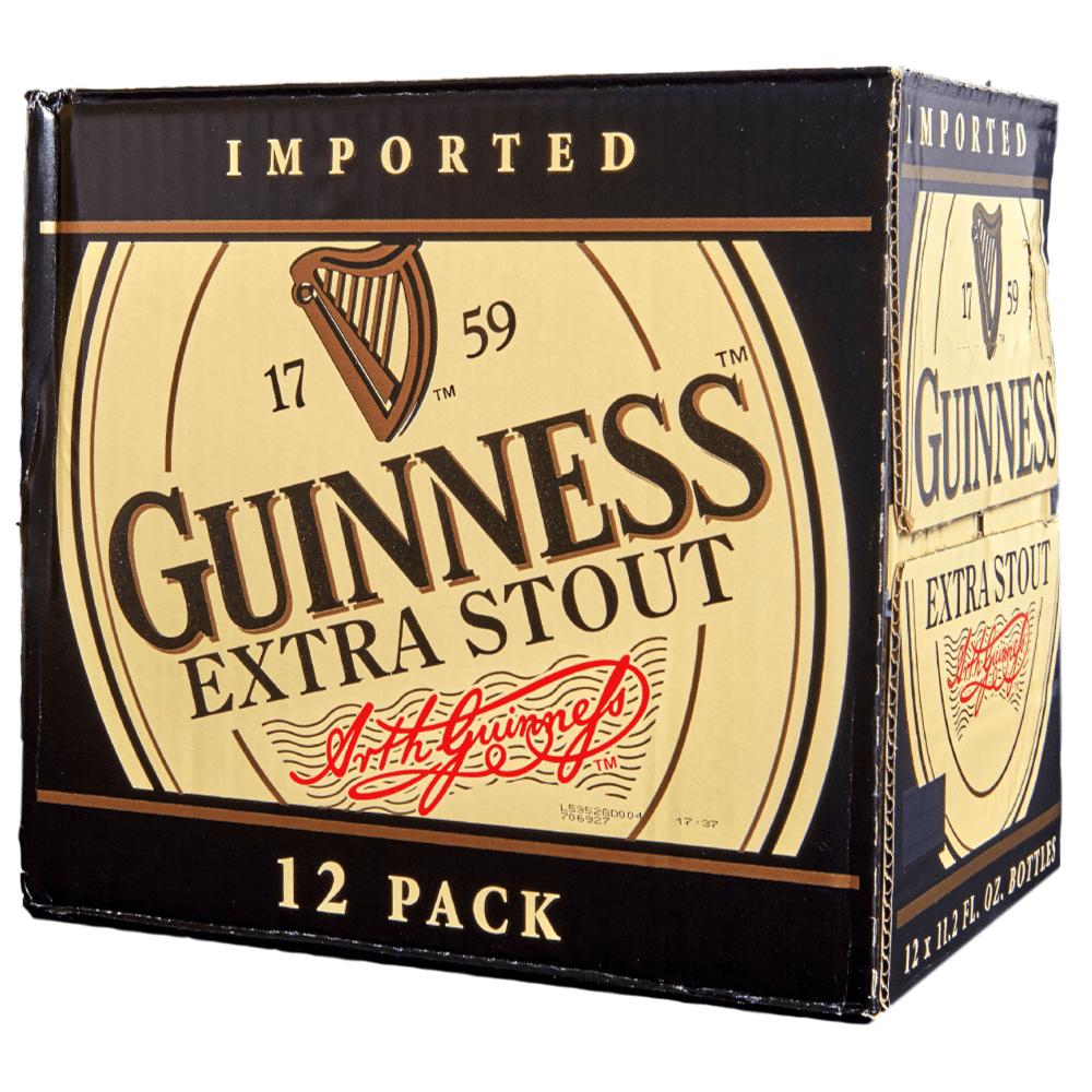 Guinness Extra Stout 12pk 12 oz Btls