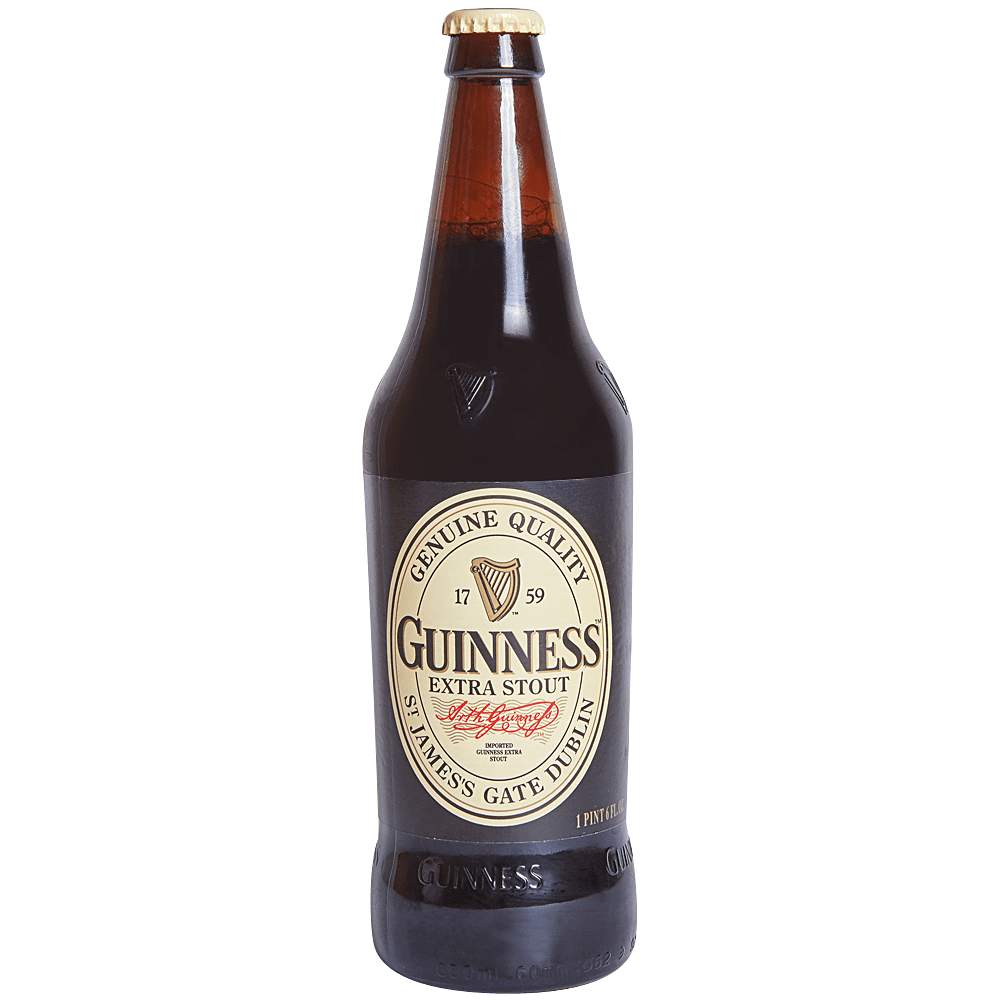 Guinness Extra Stout 22 oz Bottle